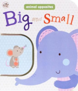 Big and Small (Little Learners) [Board book]