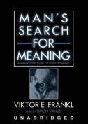 Man's Search for Meaning [Audio]