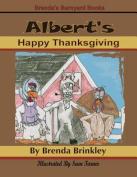 Albert's Happy Thanksgiving