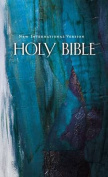 NIV, Economy Bible, Hardcover, Blue