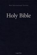 NIV Holy Bible, Large Print