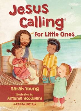 Jesus Calling for Little Ones [Board Book]