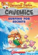 Surfing for Secrets (Geronimo Stilton Cavemice #8) (Geronimo Stilton