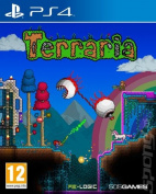 Terraria [Region 2] [Blu-ray]