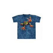 Youth Victory Frog T-Shirt, CHILD L