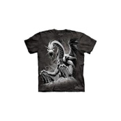 Black Dragon Youth T-Shirt by The Mountain - 151252, Youth Small