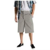 Dickies 42283SV 40 Mens Multi-Use Pocket Work Short 33cm Silver Grey,