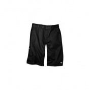 Dickies 42283BK 29 Mens Multi-Use Pocket Work Short 33cm Black, size - 29