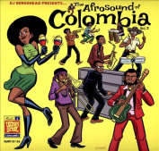 The Afrosound of Colombia, Vol. 2 [Digipak]