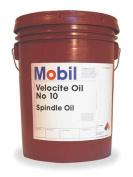MOBIL Mobil Velocite 10, Spindle Oil, 18.9l, 105481