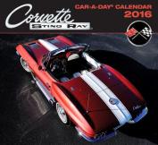 Corvette Car-a-Day 2016