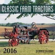Classic Farm Tractors 2016