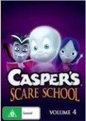 CASPER'S SCARE SCHOOL VOL. 4 [DVD_Movies] [Region 4]