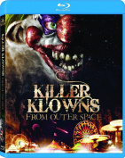 KILLER KLOWNS FROM OUTER SPACE BLURAY [Blu-ray] [Region B] [Blu-ray]