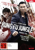 Kung Fu Jungle DVD [DVD_Movies] [Region 4]