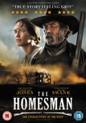 The Homesman [Region 2]