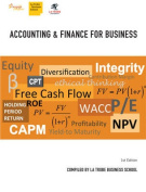 Cp1023 - Accounting and Finance for Business