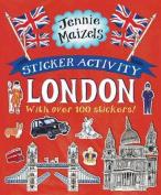Sticker Activity London