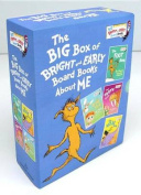 The Big Box of Bright and Early Board Books about Me (Big Bright & Early Board Book) [Board book]