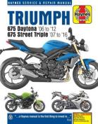 Triumph 675 Daytona & Street Triple Service and Repair Manual