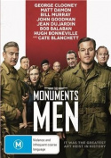 The Monuments Men, [DVD_Movies] [Region 4]