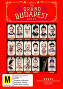 The Grand Budapest Hotel, [DVD_Movies] [Region 4]