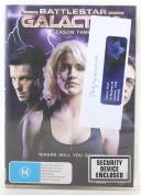Battlestar Galactica S3 [DVD_Movies] [Region 4]