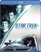 Star Trek 4 [Region B] [Blu-ray]
