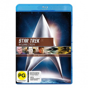 Star Trek 9 [Region B] [Blu-ray]