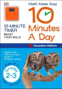 Math Made Easy 10 Minutes a Day Grade 2 3