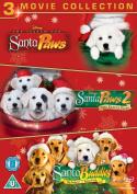 Santa Paws: 3-movie Collection [Region 2]