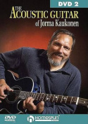 Acoustic Guitar Of Jorma Kaukonen Dvd 2 [Audio] [Region 2]