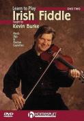 Learn To Play Irish Fiddle 2 Reels Jigs [Audio] [Region 2]