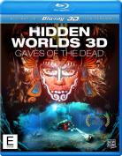 Hidden Worlds - Caves of the Dead [Region B] [Blu-ray]
