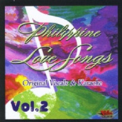 Philippine Love Songs, Vol. 2