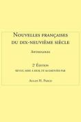 Nouvelles Francaises Du 19e Siecle, 2e Edition [FRE]