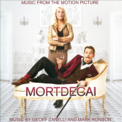 Mortdecai [Music From the Motion Picture]