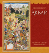 2016 Book of Akbar Wall Calendar