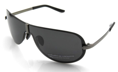 polarised sunglasses online  PORSCHE DESIGN Polarised Sunglasses P\u00278490 Black - Shop Online for ...