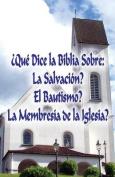 Que Dice La Biblia Sobre [Spanish]