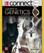 Connect1 Semester Access Card for Concepts of Genetics