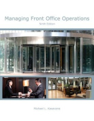 Managing Front Office Operations with Answer Sheet (Ahlei) & Managing Front Office Operations Online Component (Ahlei) -- Access Card Package
