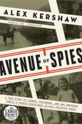 Avenue of Spies [Large Print]