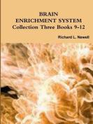 Brain Enrichment System Collection Three Books 9-12