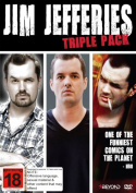 Jim Jefferies Triple Pack [DVD_Movies] [Region 4]