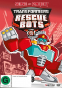 Transformers Rescue Bots [Region 4]