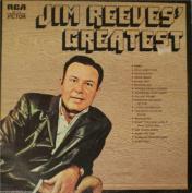 Jim Reeves' Greatest - Vinyl Record LP