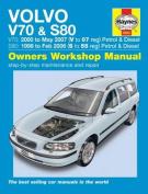 Volvo V70 & S80 Service and Repair Manual