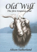 Old Will. The first Arapawa goat