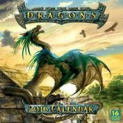 Dragons by Ciruelo Calendar